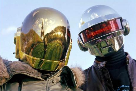 I Grandi  DJ : AROUND THE WORLD/ONE MORE TIME – Daft Punk – (1997/2001)