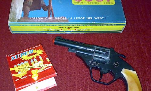 EDISON – Armi Giocattolo – (Dal 1958)