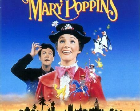MARY POPPINS – Robert Stevenson – (1964)