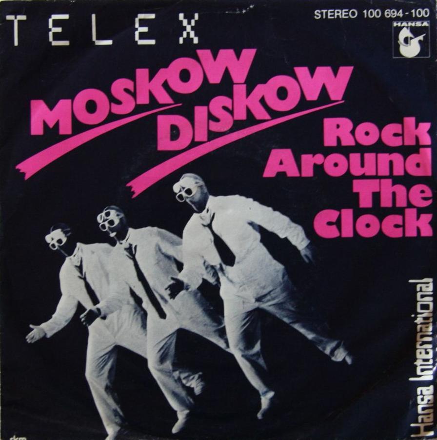 moscow discow dei telex