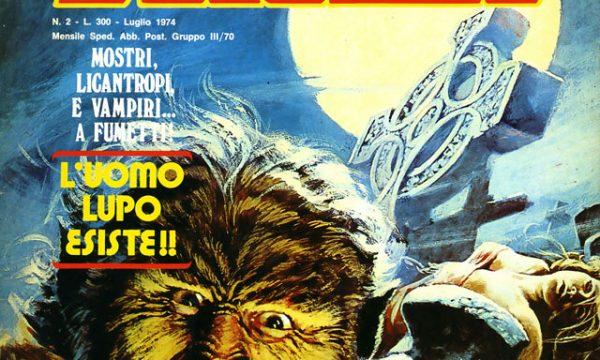 CORRIERE DELLA PAURA – Editoriale Corno – (1974/1976)