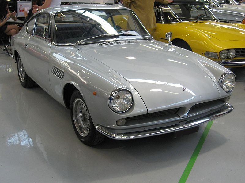 ASA 1000 GT COUPé