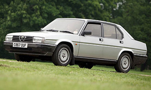 ALFA ROMEO 90 1984