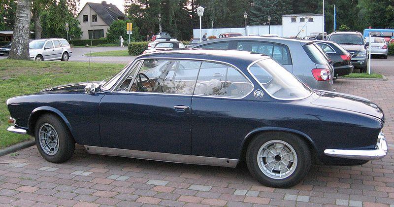 BMW 3200 CS 1961
