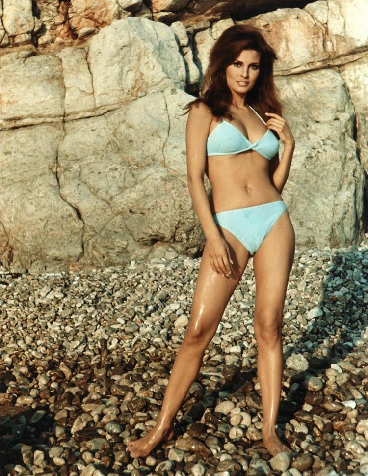Bikini raquel Welch