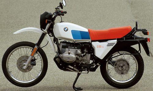 BMW R80 G/S – (1980/1985) – Germania