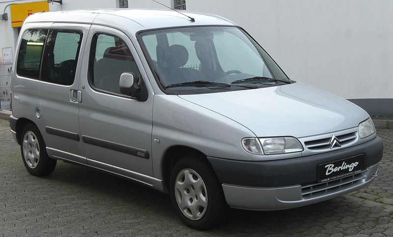 citroen berlingo 1997
