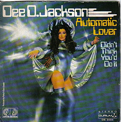 Dee D.Jackson - Automatic lover