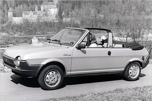 FIAT RITMO CABRIO 1981