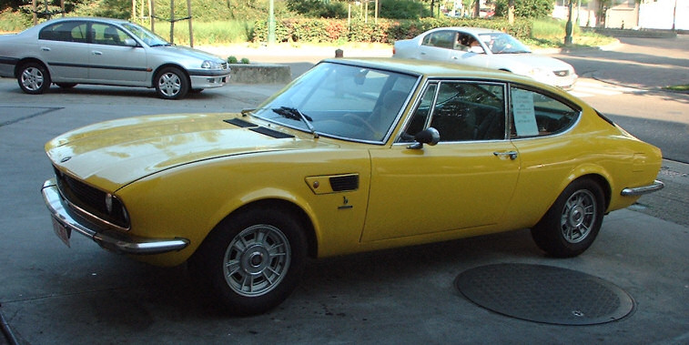 FIAT DINO COUPé 1964