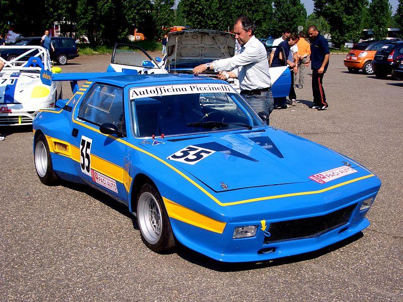 DALLARA FIAT X 1 9