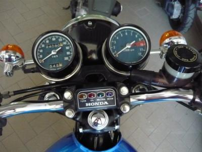 Honda cb 500 four strumentazione
