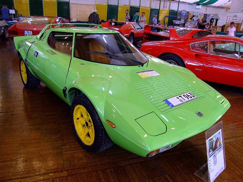 LANCIA STRATOS HF 1978