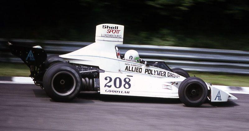 Lella Lombardi Brabham bt 42