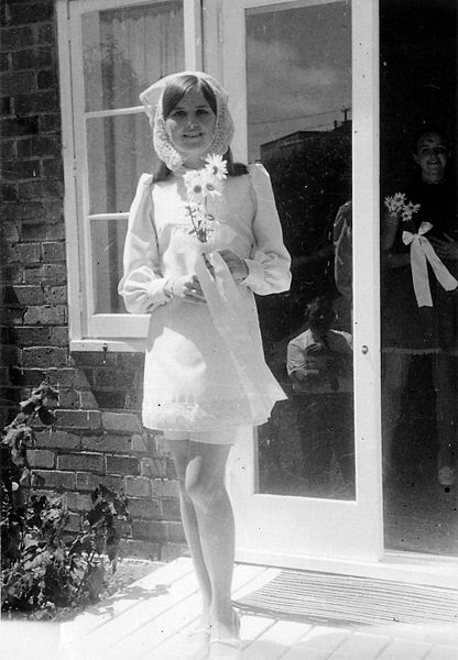 minigonna 1968