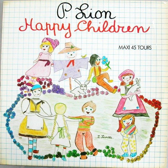 P.Lion-HappyChildren[1983.France.Capa]