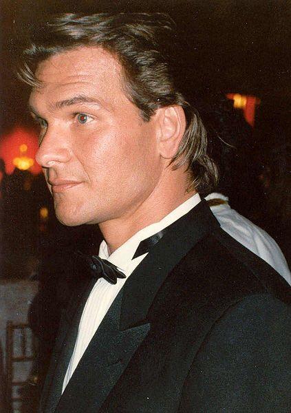 Patrick Swayze nel 1989