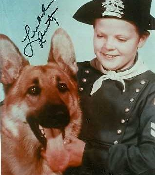RIN TIN TIN – Serie TV – (In Italia Anni 60)