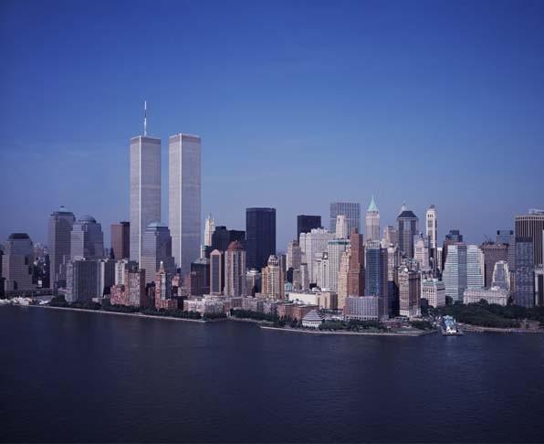 twin towers prima del 2001