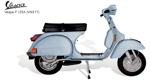 vespa px 125 e p 200 e 1977 1984 moto anni 70 80. Black Bedroom Furniture Sets. Home Design Ideas