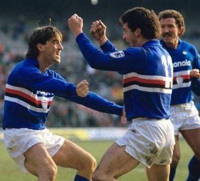 CAMPIONATO ITALIANO  90/91 – (Scudetto Sampdoria) –