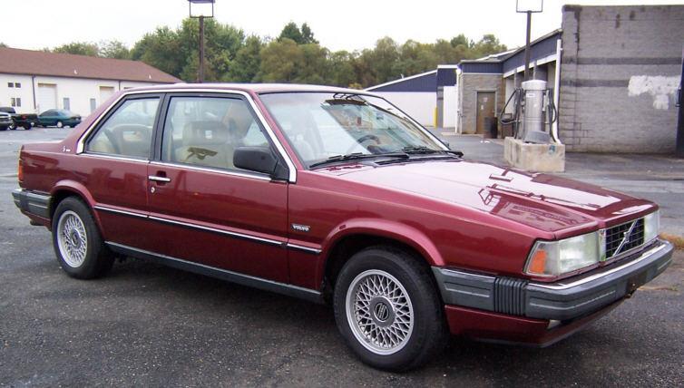 VOLVO 780 1985