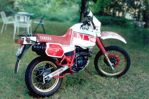 Yamaha XT tenere