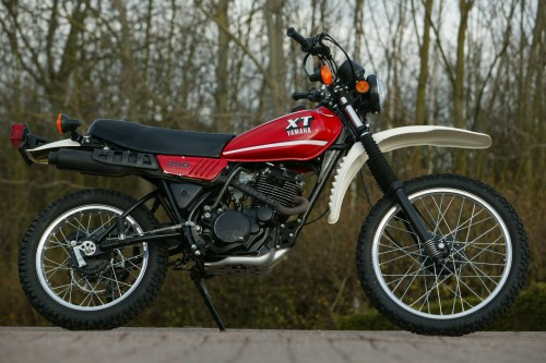 yamaha xt 250 1980