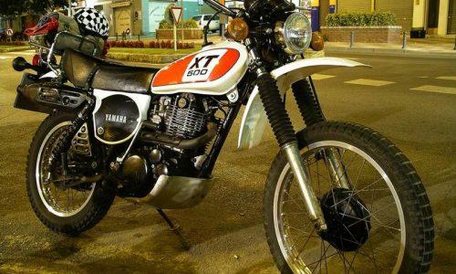 YAMAHA XT – Dal 1975 – (Giappone)
