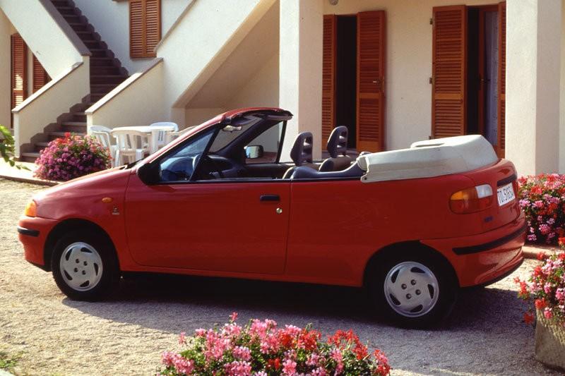 fiat punto cabrio 1994
