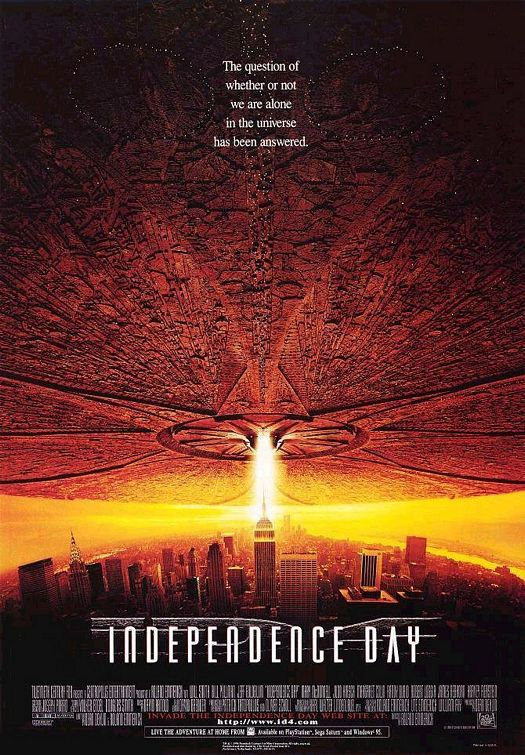 independence day locandina poster