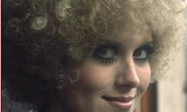 MINNIE MINOPRIO – Mitica attrice e Soubrette anni '70