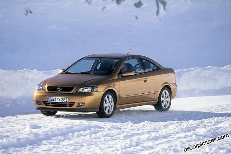 opel astra coupé 1999