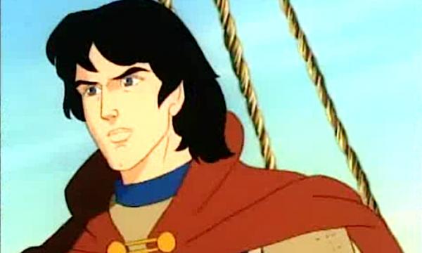 PRINCIPE VALIANT – Serie animata (1991) – Fumetto (dal 1937)