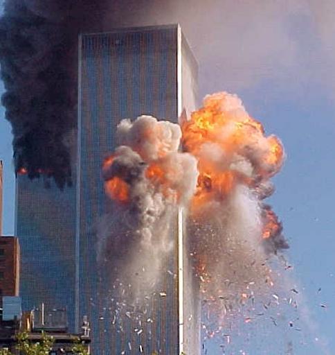 torri gemelle seconda esplosione