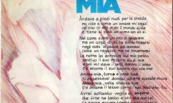 Canzoni Hanno Fatto Epoca: ANIMA MIA – Cugini di Campagna – (1974)
