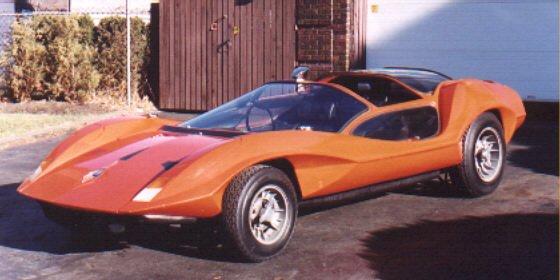 auto arancia meccanica durango 95