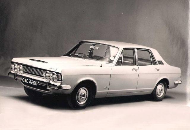 Ford-Zodiac Mark IV 1966