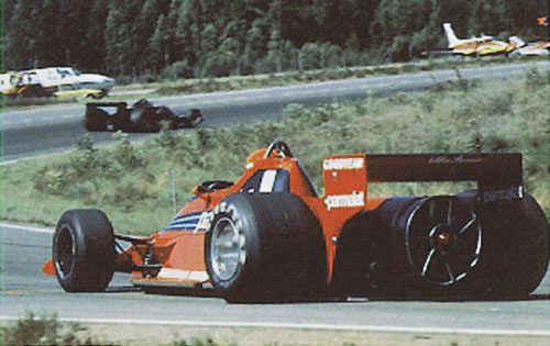 Lauda Brabham turbina