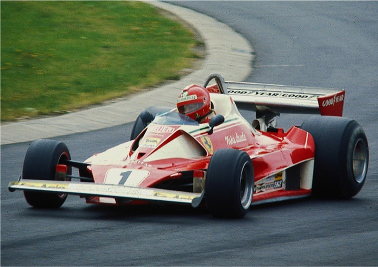 ferrari 1976 niki lauda incidente