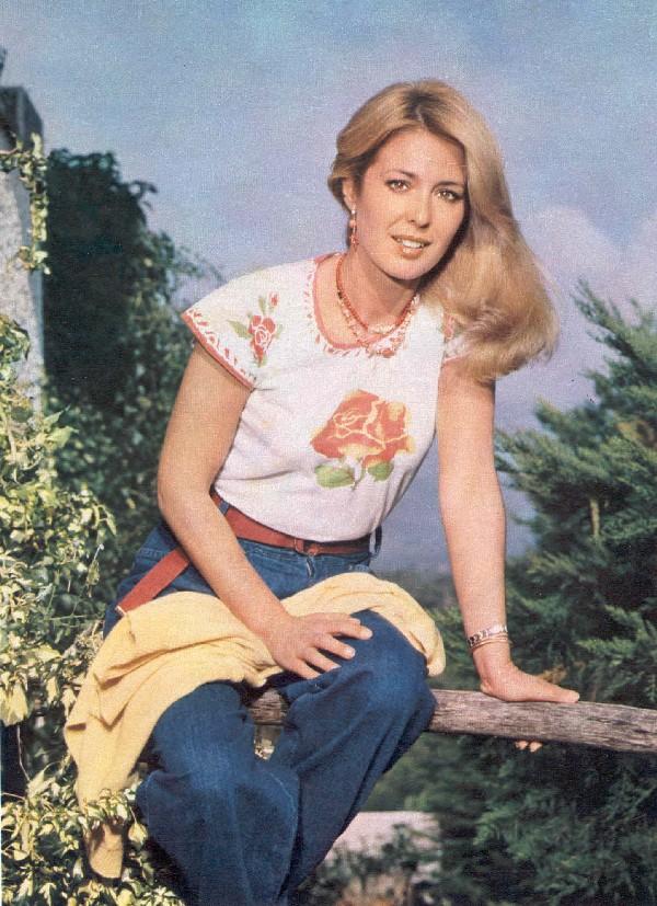 michela doc attrice fotoromanzi lancio anni 60 e 70