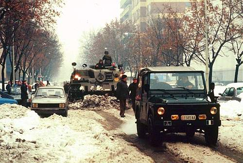 NEVICATA STORICA A MILANO DEL 1985