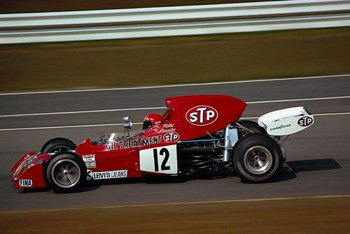 niki lauda 1972 march
