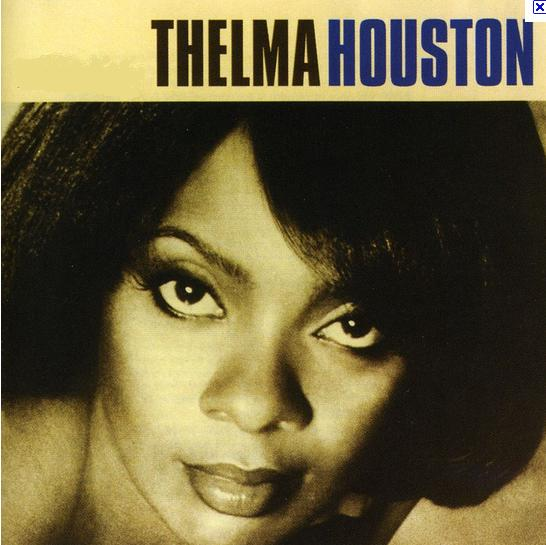 Thelma Houston don't leave me this way copertina