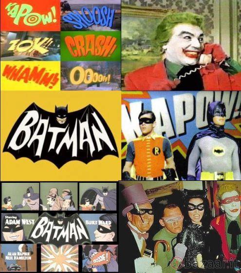 Batman fumetti serie tv