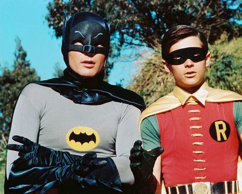 Batman e Robin serie tv 1966