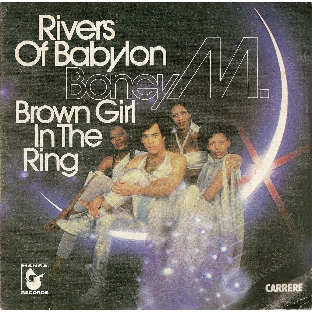 rivers of babylon boney m copertina