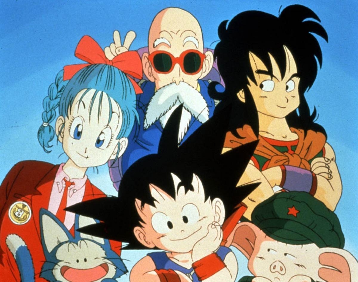Dragon ball anime manga curiosando anni