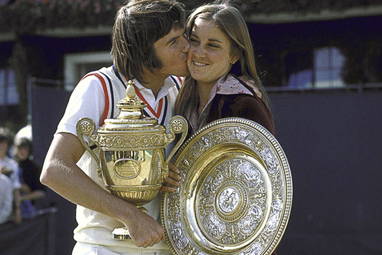 jimmy connors chirs evert