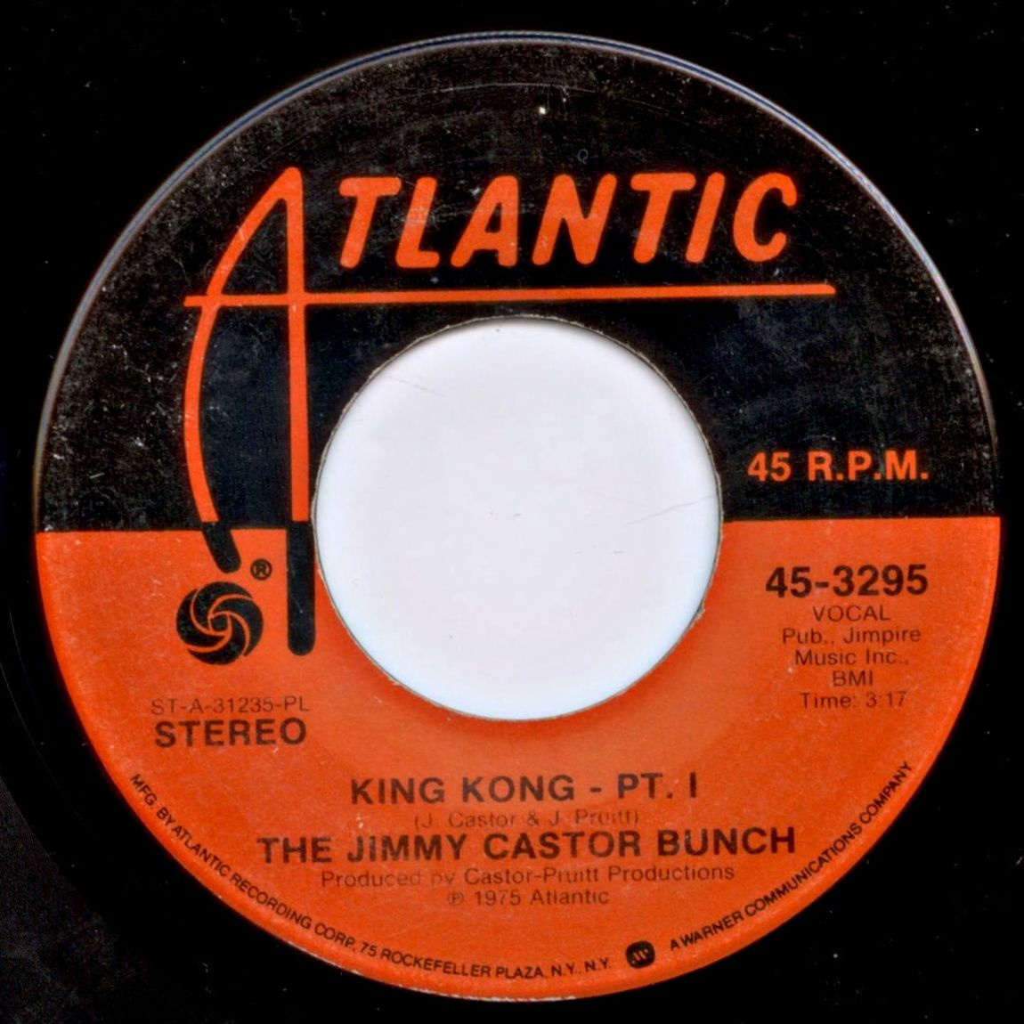 king kong - JCB